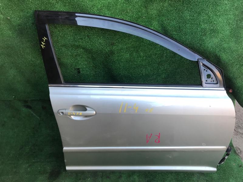 Дверь боковая Toyota Avensis AZT251 2AZ-FSE передняя правая