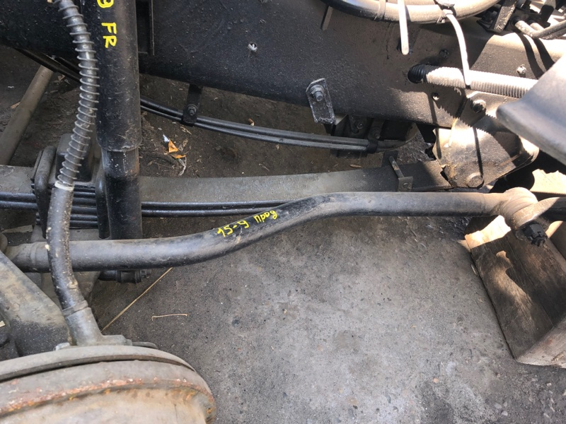 Тяга рулевая продольная Nissan Diesel MK36A J07E