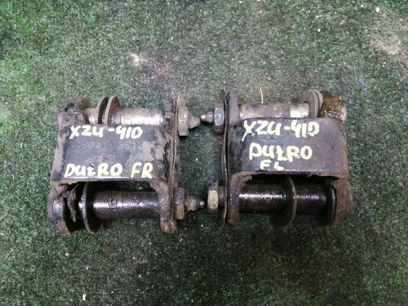Серьга рессоры Hino Dutro XZU410 передняя левая