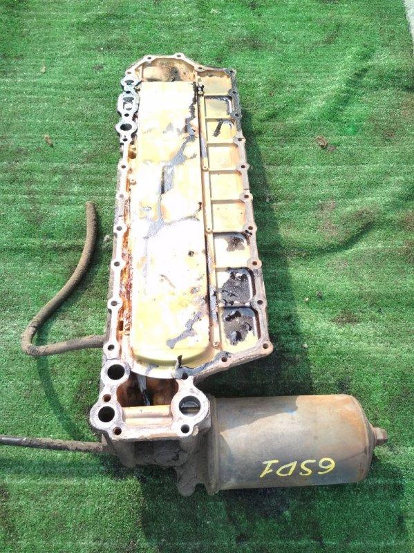 Теплообменник Isuzu Giga SXM23V 6SD1