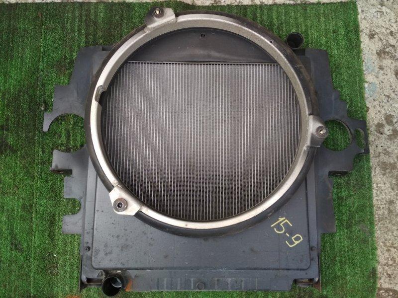 Радиатор двигателя Nissan Diesel MK36A J07E