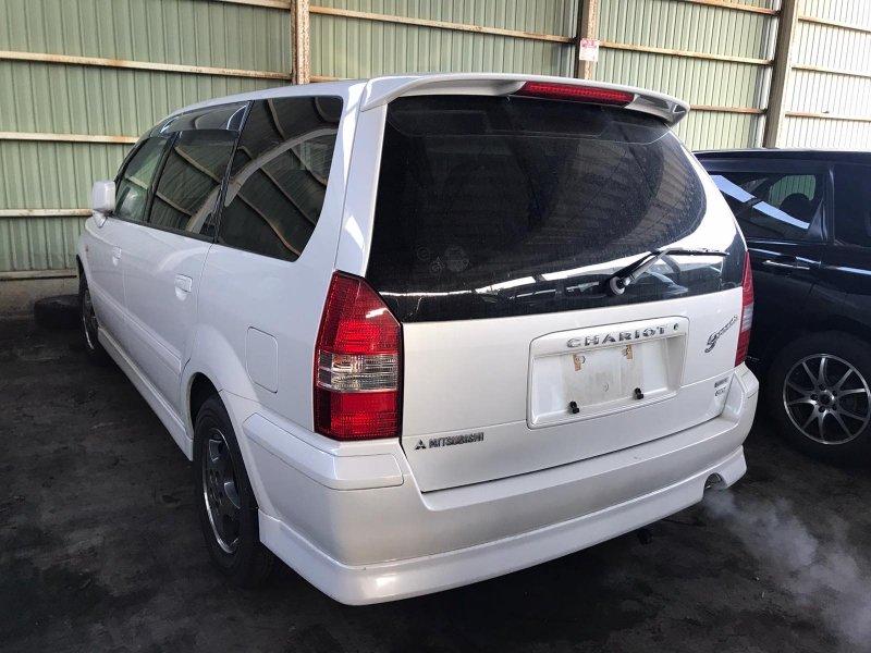 Авто на разбор Mitsubishi Chariot Grandis N84W 4G64