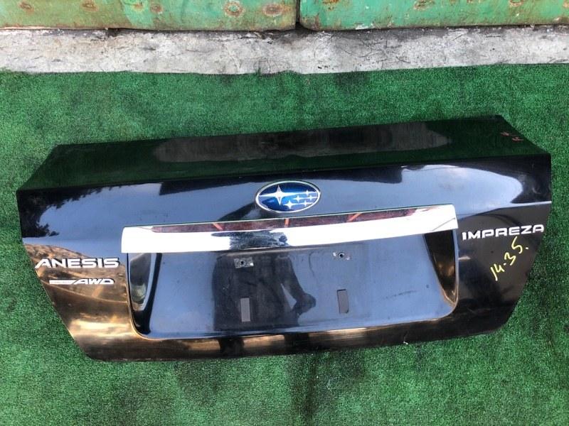 Крышка багажника Subaru Impreza GE7 EJ203