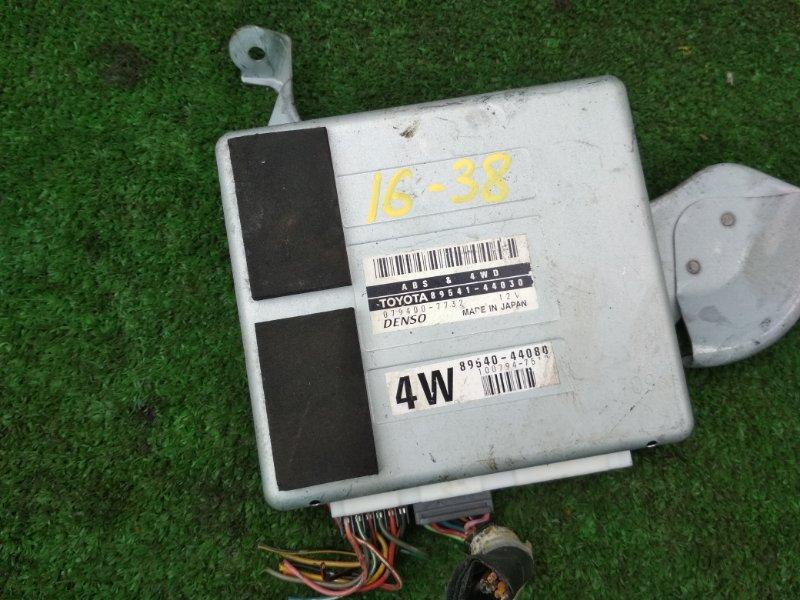 Блок управления abs Toyota Nadia SXN15 3S-FE