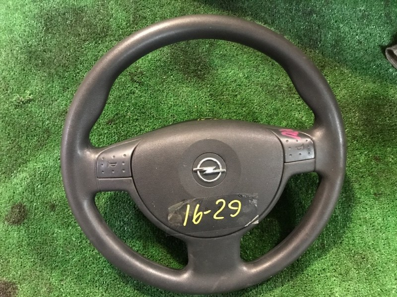 Руль Opel Meriva Z16XE 2004