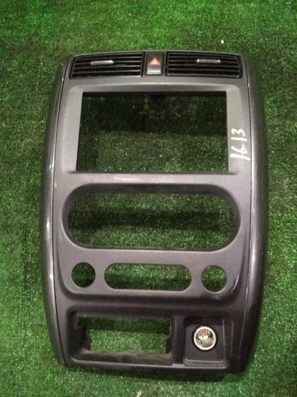 Консоли панели приборов Suzuki Jimny JB23W K6A-T