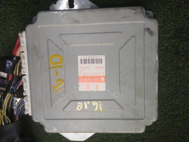 Блок управления двс Subaru Legacy Outback BP9 EJ253
