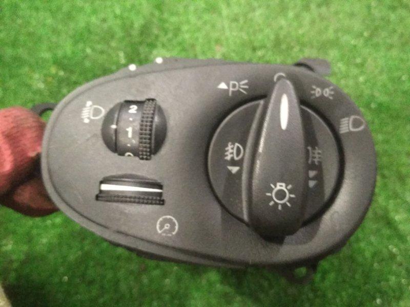 Блок управления освещением Ford Focus EDDF 2002
