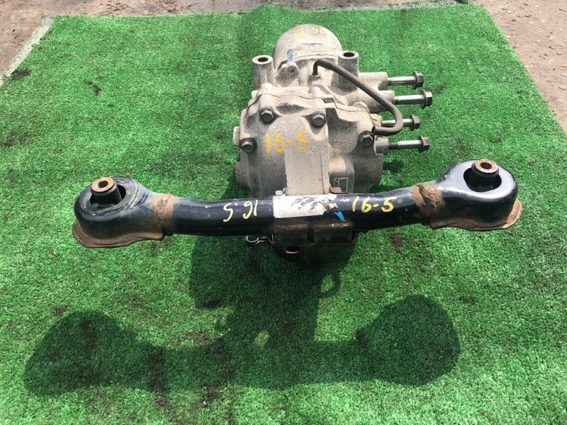 Подушка редуктора Honda Stepwgn RG2 K20A