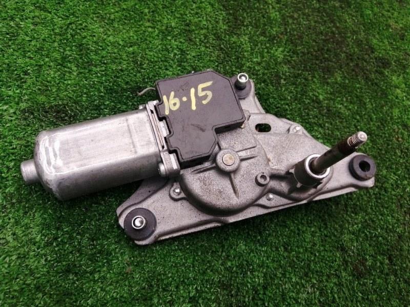 Мотор стеклоочистителя Toyota Isis ANM10W 1AZ-FSE