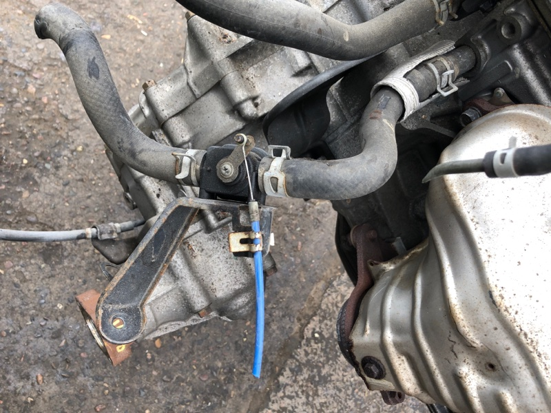 Кран отопителя Honda Stream RN4 K20A