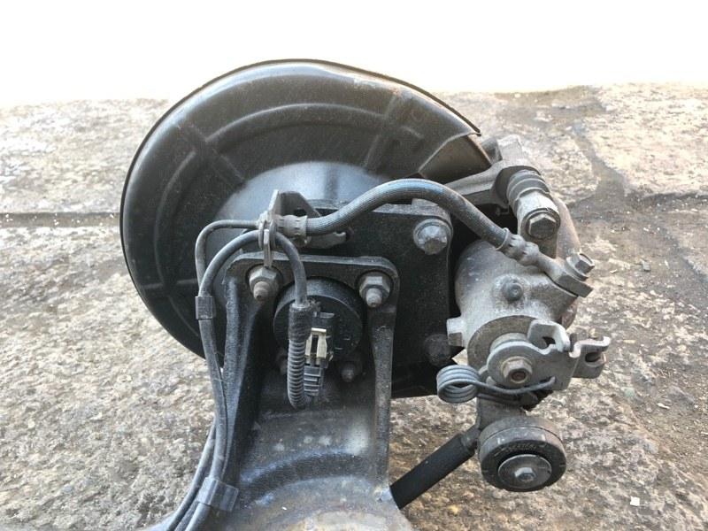 Шланг тормозной Opel Meriva Z16XE 2004 задний правый