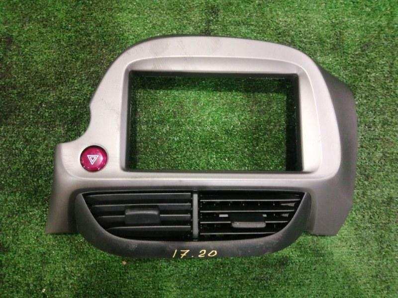 Центральная консоль Honda Fit GE6 L13A