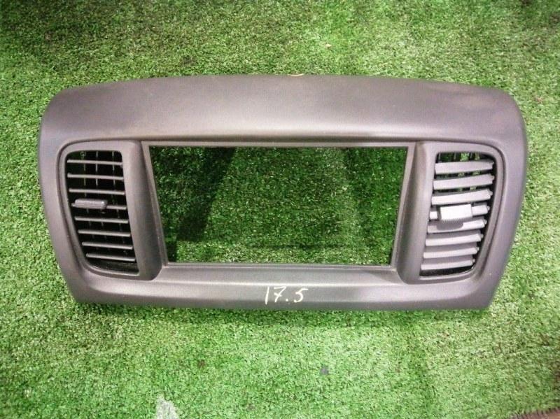 Рамка магнитофона Nissan Moco MG21S K6A