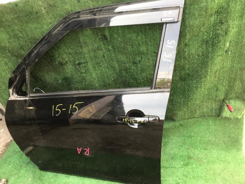 Дверь боковая Suzuki Swift ZC72S K12B передняя левая