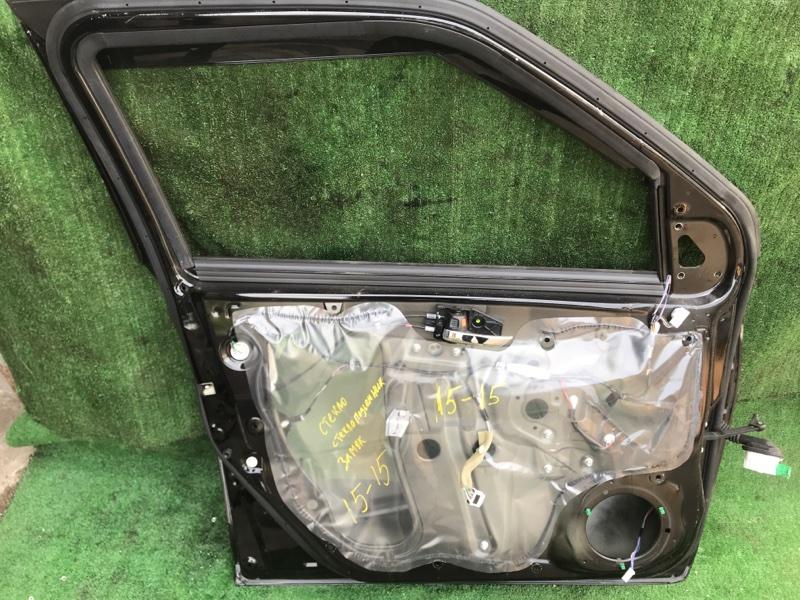 Стекло боковое Suzuki Swift ZC72S K12B переднее левое
