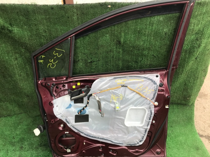 Стеклоподъемник Honda Freed GB3 L15A передний правый