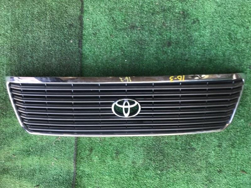 Решетка радиатора Toyota Celsior UCF21 1UZ-FE