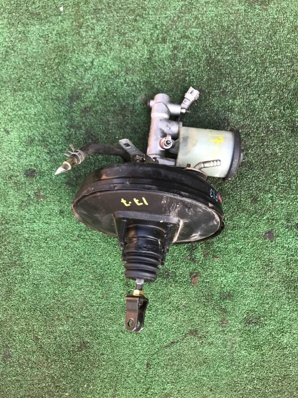 Вакуумный усилитель тормоза и сцепления Toyota Starlet EP95 4E-FE