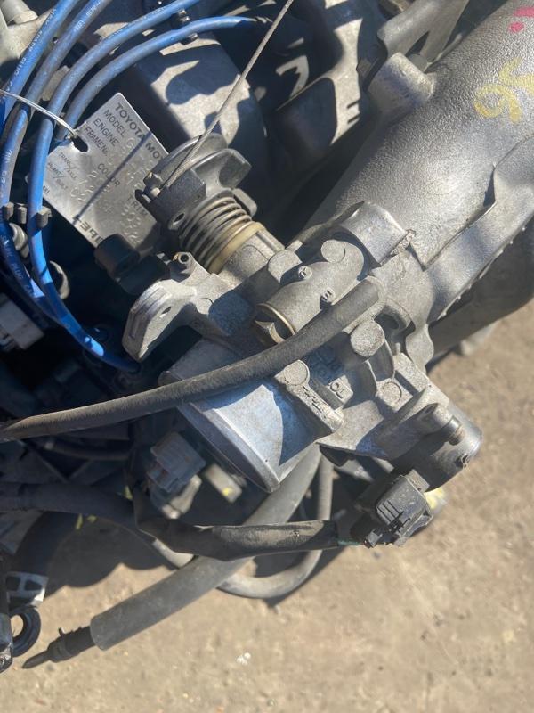 Заслонка дроссельная Toyota Gaia SXM15 3S-FE