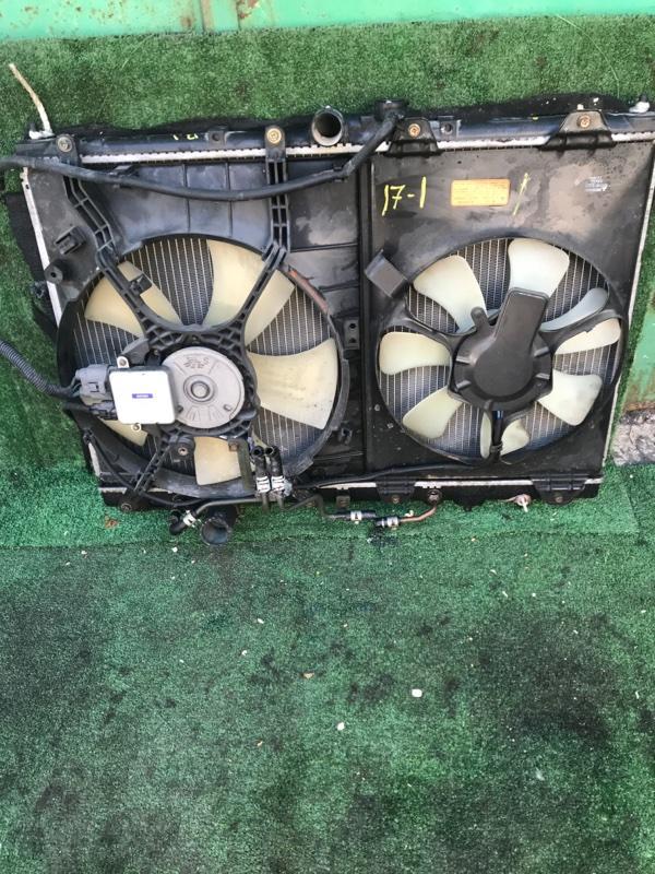 Радиатор двигателя Mitsubishi Chariot Grandis N84W 4G64