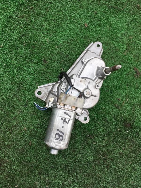 Мотор стеклоочистителя Toyota Sienta NCP81 1NZ-FE