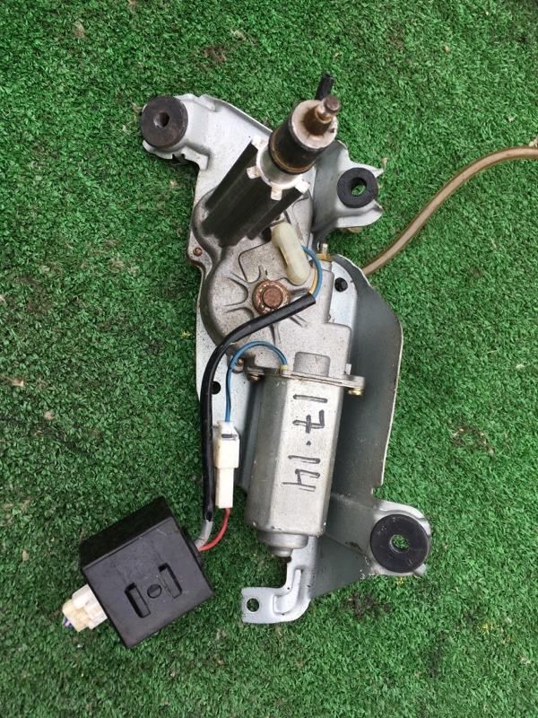 Мотор стеклоочистителя Toyota Curren ST207 3S-FE