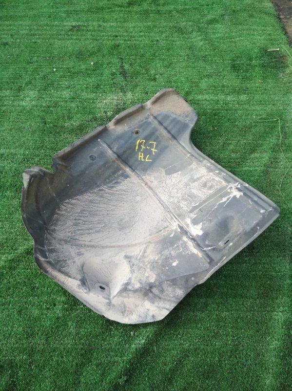 Защита двс Toyota Starlet EP95 4E-FE задняя левая