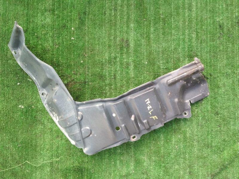 Защита двс Toyota Starlet EP95 4E-FE передняя левая