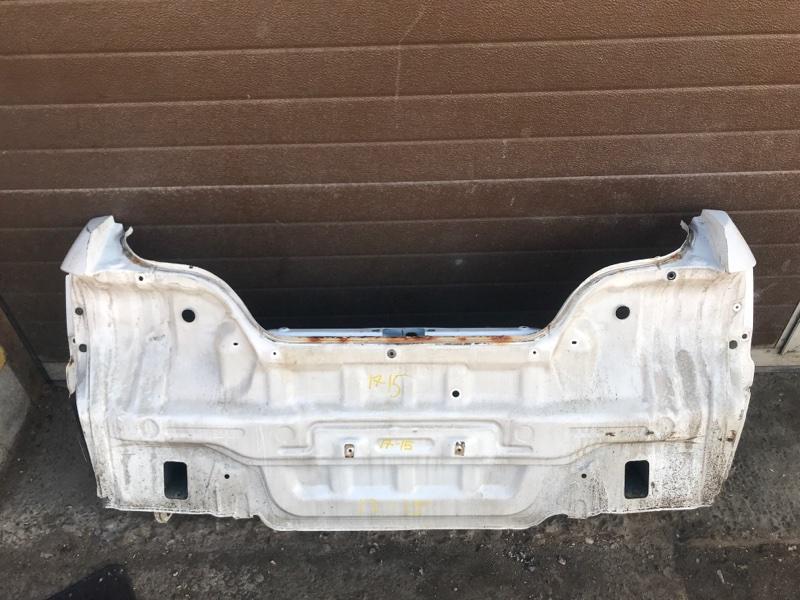 Задняя панель кузова Toyota Corolla Levin AE110 5A-FE