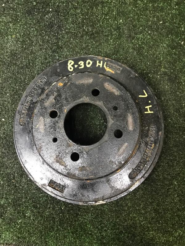Барабан тормозной Mitsubishi Dingo CQ1A 4G13 задний левый