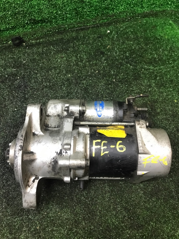 Стартер Nissan Diesel FE 6