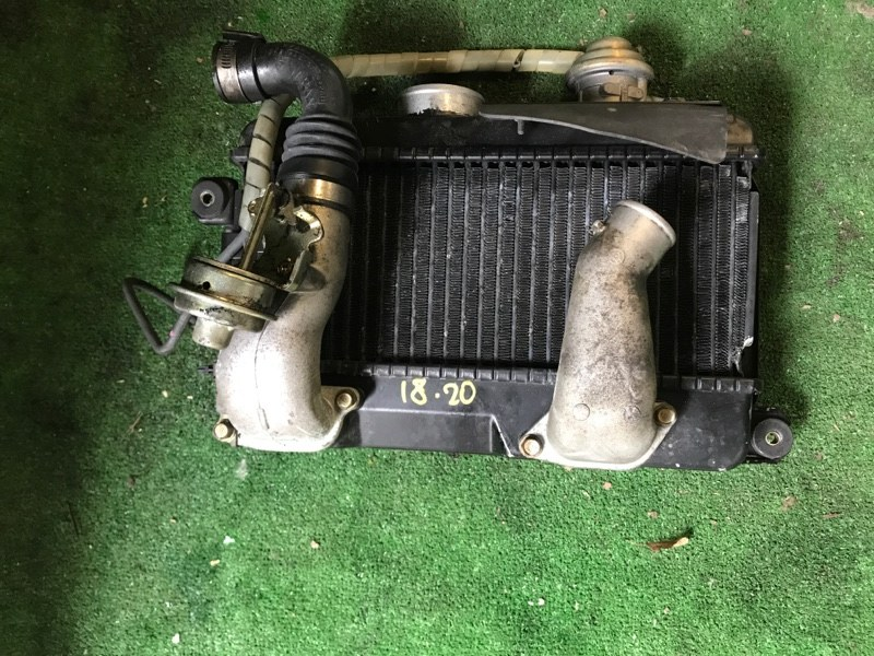 Радиатор интеркулера Subaru Legacy BE5 EJ206