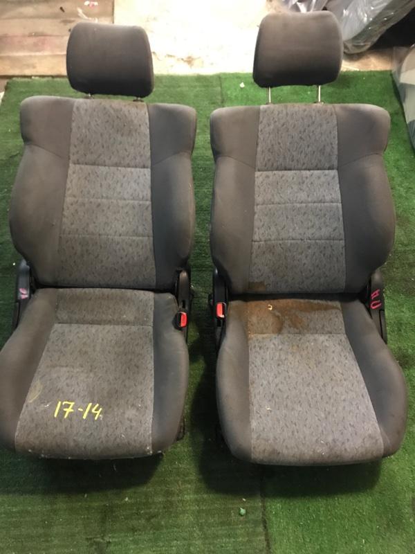 Сиденья Toyota Curren ST207 3S-FE передняя