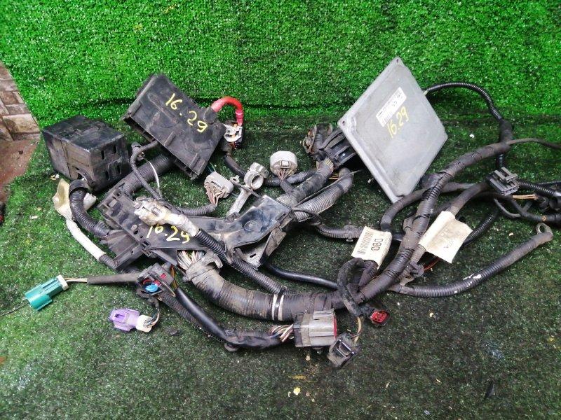 Проводка двигателя Opel Meriva Z16XE 2004