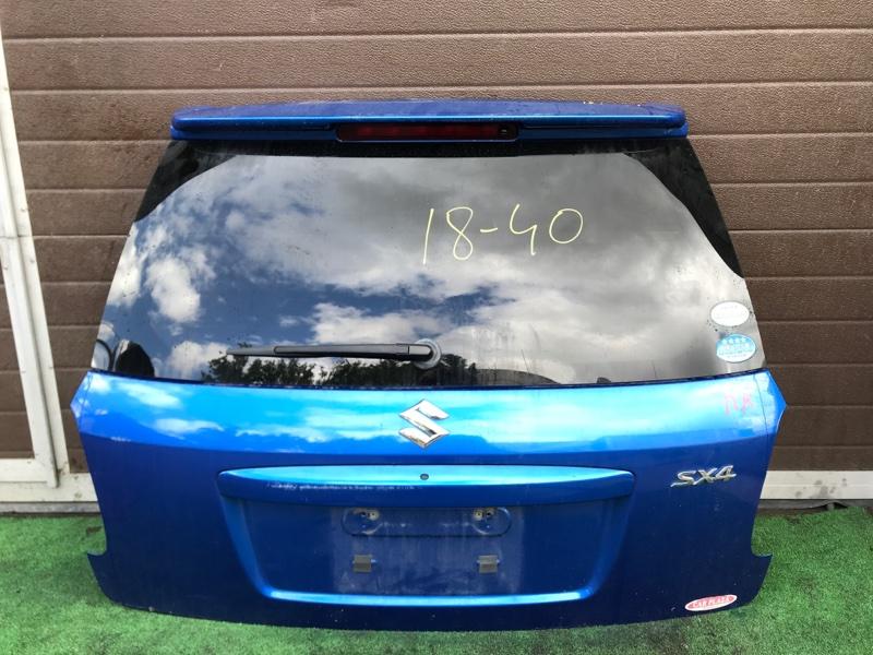 Дверь задняя багажника Suzuki Sx4 YA11S M15A