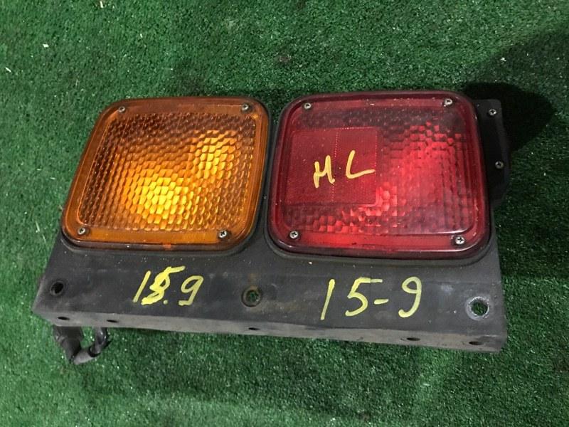 Фонарь стоп-сигнала Nissan Diesel MK36A J07E левый