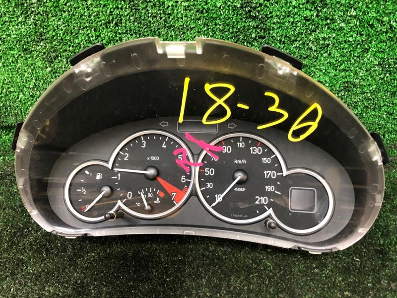 Комбинация приборов Peugeot 206 NFU (TU5JP4)