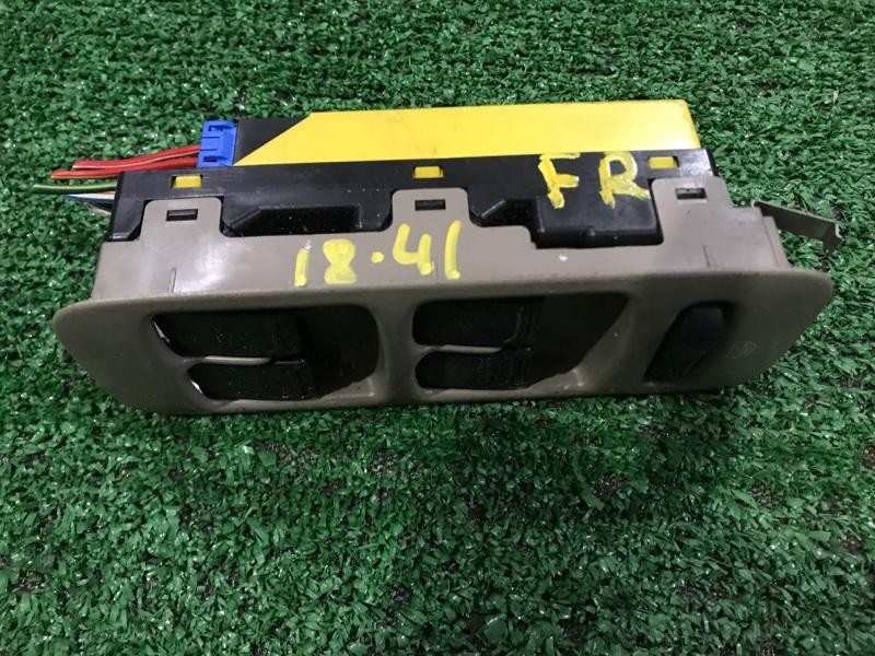 Блок управления стеклоподъемниками Nissan Moco MF21S K6A