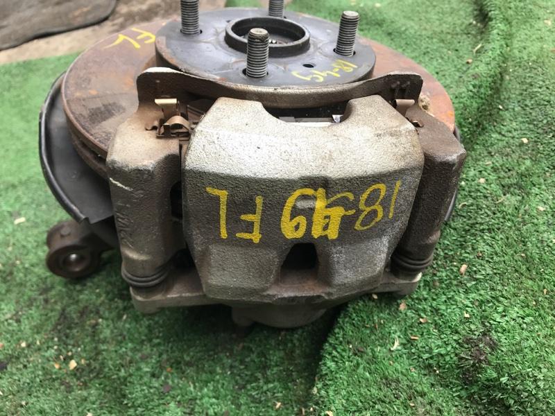 Суппорт Toyota Spade NCP141 1NZ-FE передний левый