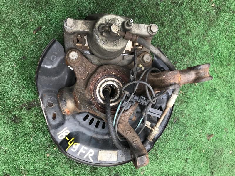 Шланг тормозной Toyota Spade NCP141 1NZ-FE передний правый