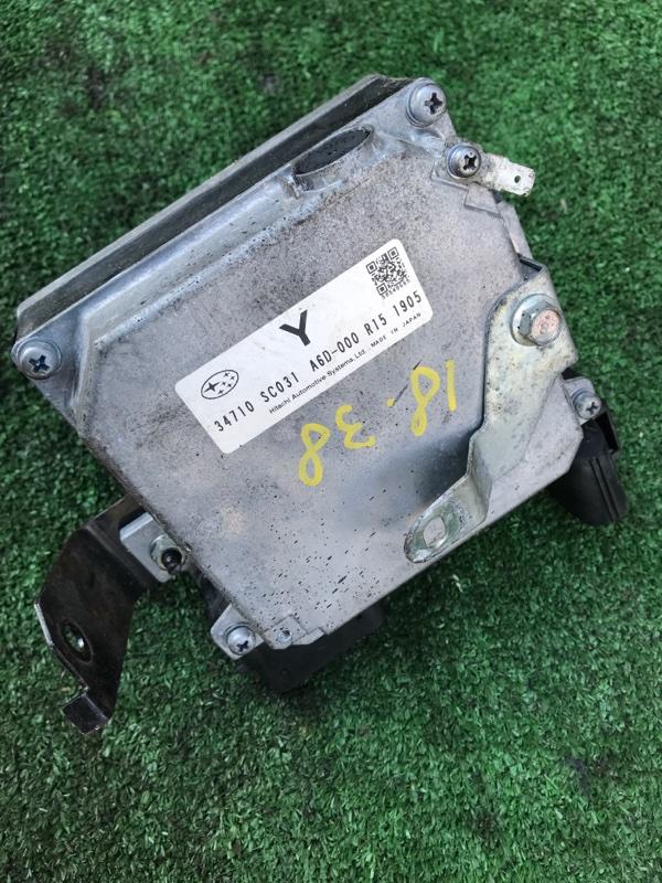 Блок управления рулевой рейкой Subaru Forester SHJ FB20
