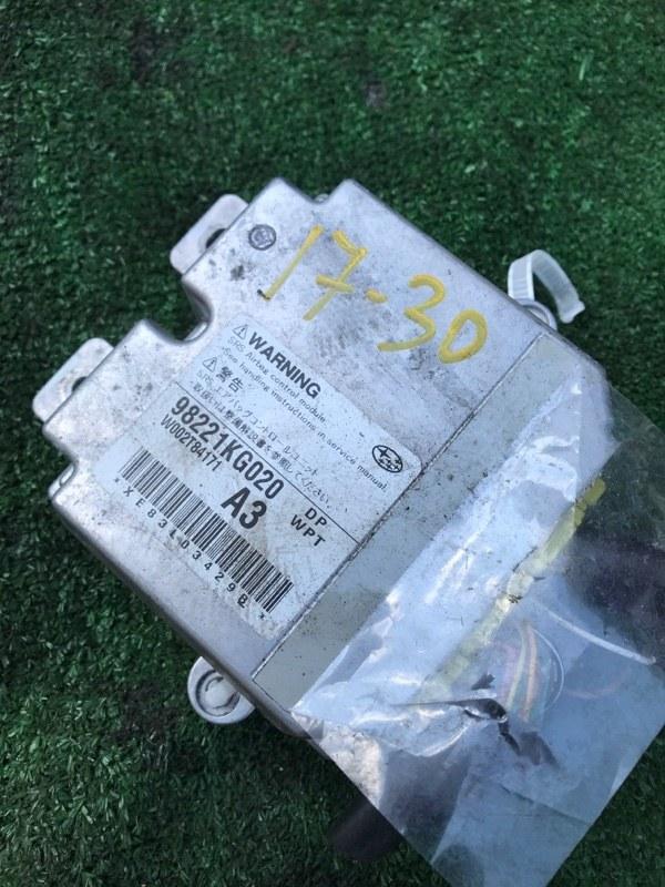 Блок управления airbag Subaru R2 RC2 EN07