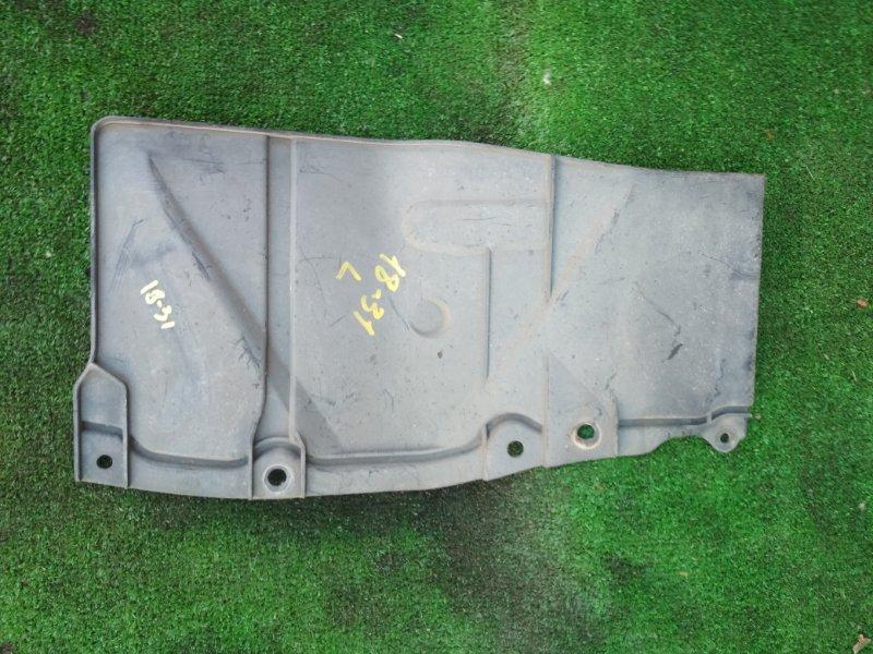 Защита двс Toyota Allion ZZT240 1ZZ левая