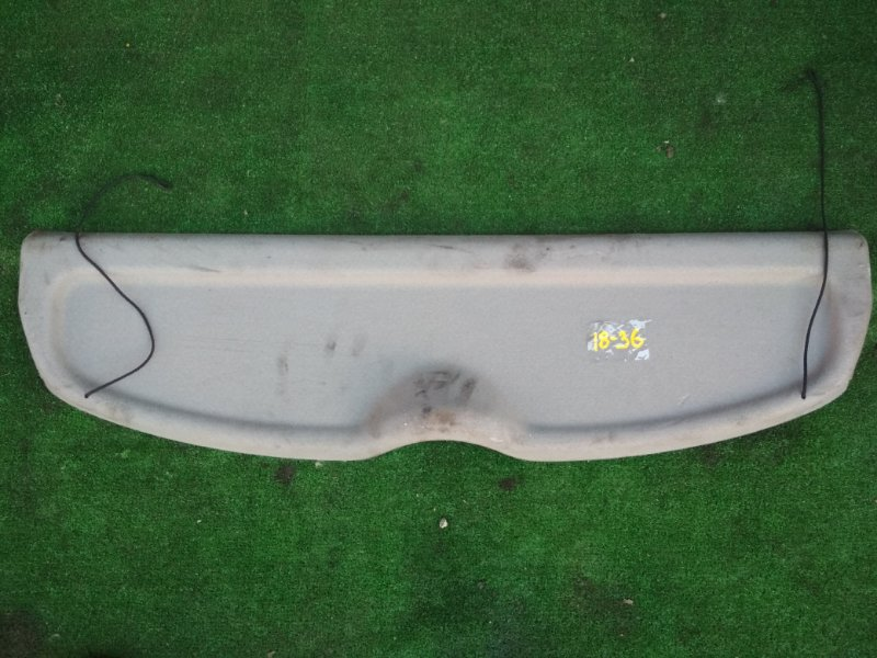 Полка багажника Nissan March AK12 CR12DE