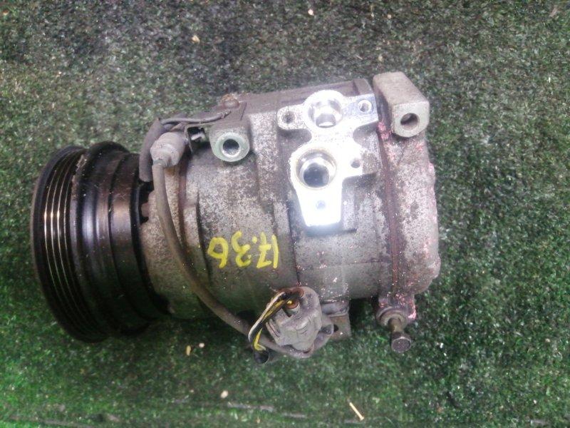 Компрессор кондиционера Toyota Gaia SXM15 3S-FE