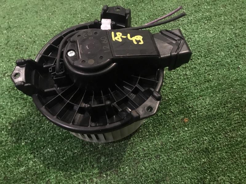 Вентилятор печки Toyota Spade NCP141 1NZ-FE