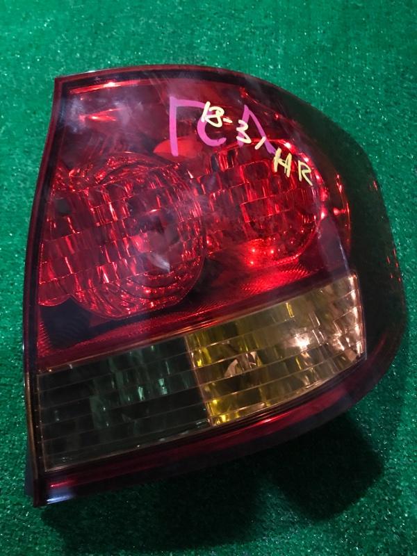 Фонарь стоп-сигнала Toyota Allion ZZT240 1ZZ правый