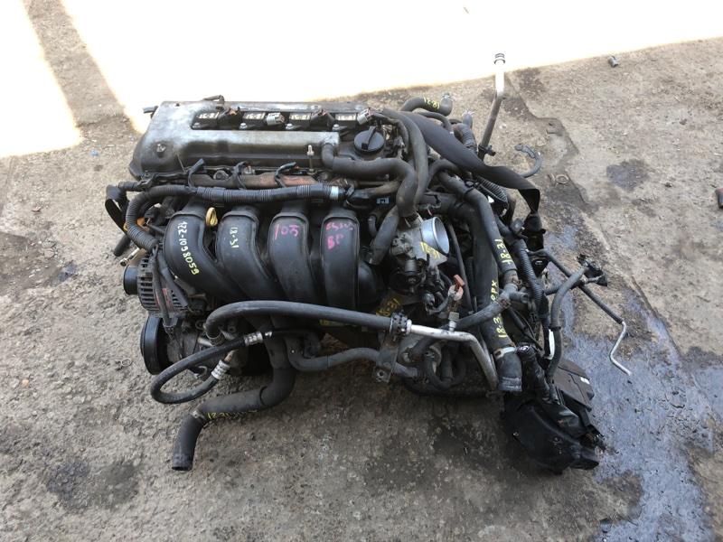 Двигатель Toyota Allion ZZT240 1ZZ