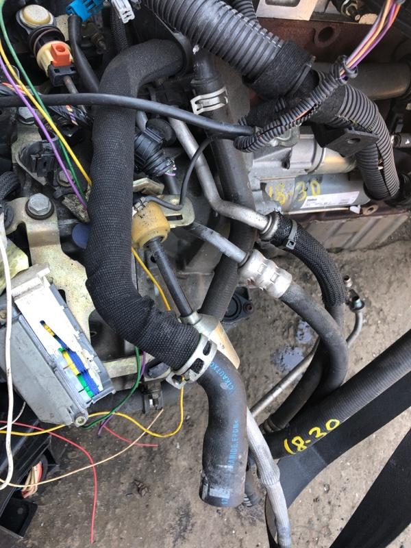Шланг кондиционера Peugeot 206 NFU (TU5JP4)
